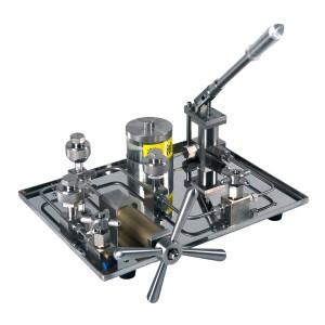 Manufactur standard SPMK990S – Water – 600bar/9000psi – Price Pressure Gauge