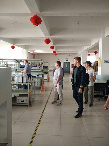 Visita a la fàbrica